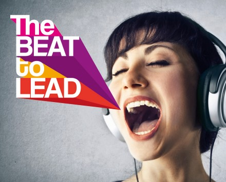 THE BEAT TO LEAD